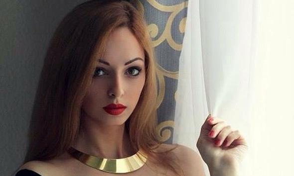 透明感ある肌質の女性