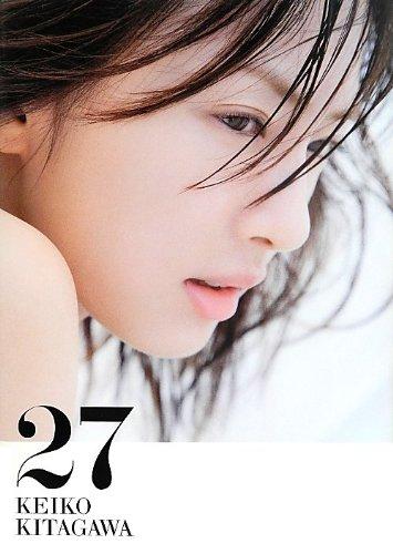 北川景子1st写真集『27』