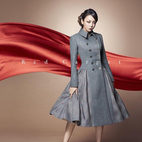 安室奈美恵『red carpet』