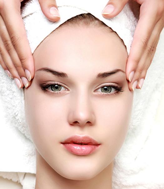 顔のリフトアップ法、切る方法
