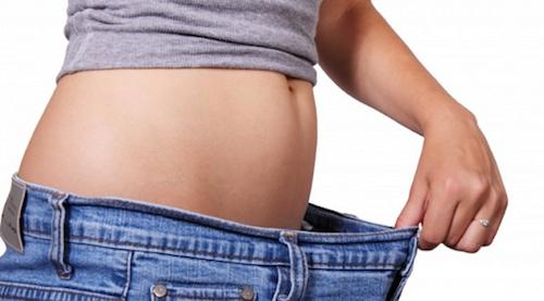急激なダイエットなど体重の減少