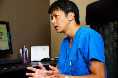 水の森美容外科竹江先生