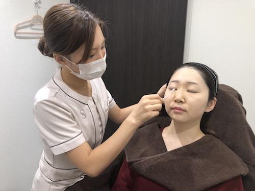 しのぶ皮膚科アートメイクアイライン
