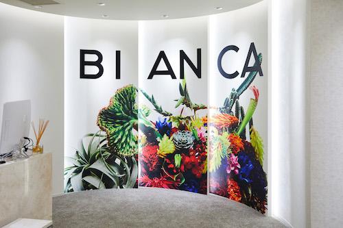 BIANCAクリニックエントランス