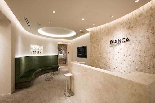 BIANCAクリニック銀座エントランス